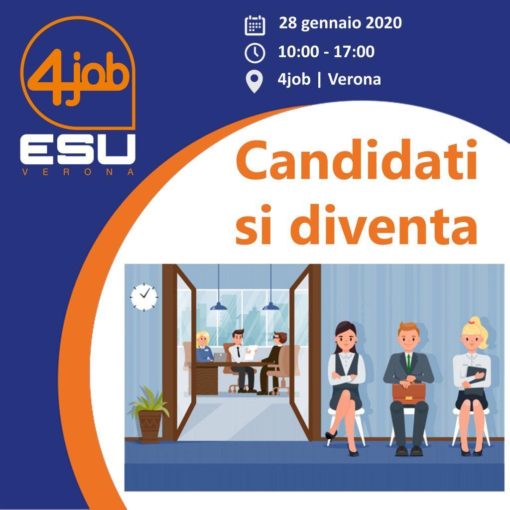 Candidati si diventa